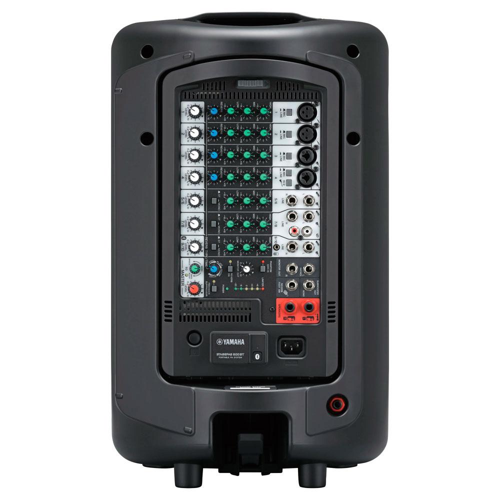 Портативная акустика Yamaha Stagepas 600BT 2M