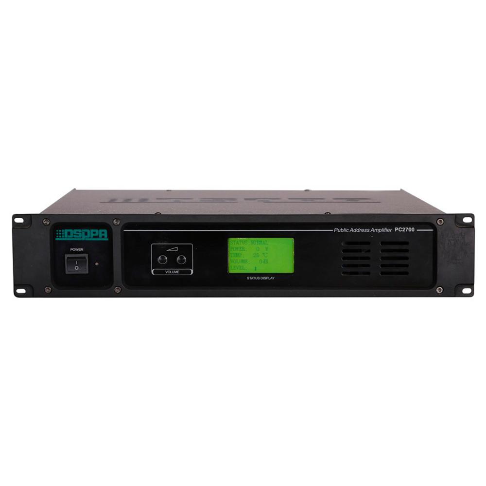 Усилитель мощности DSPPA PС2700