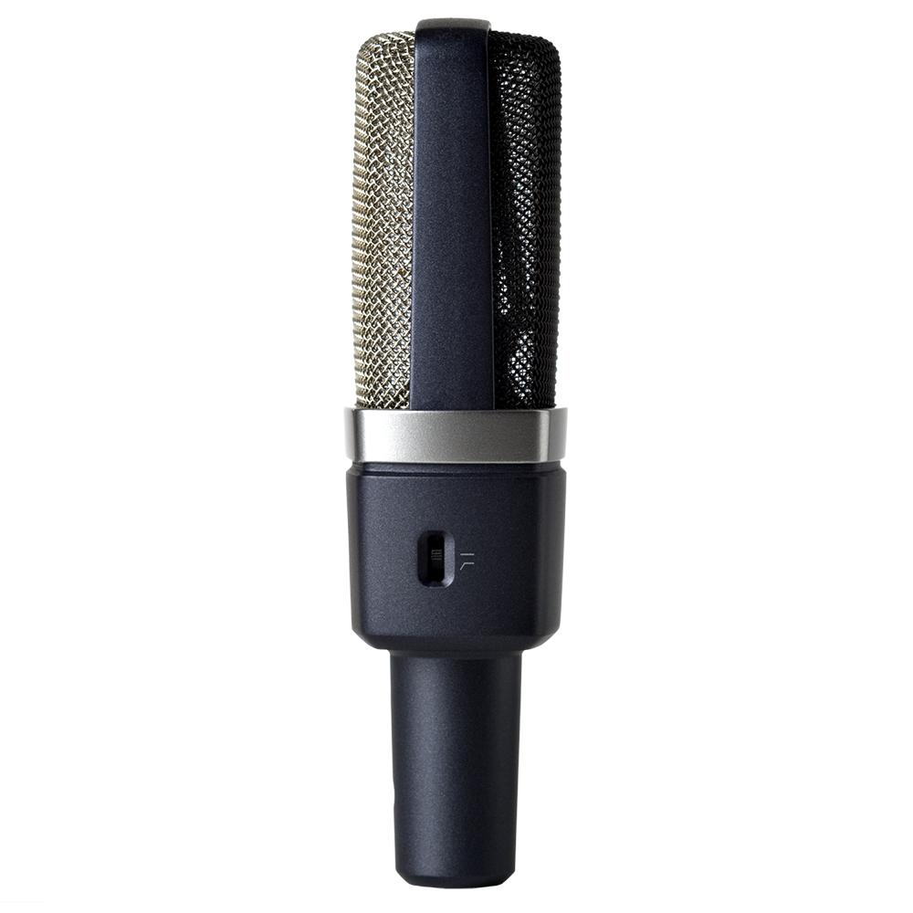 Студийный конденсаторный микрофон AKG C214