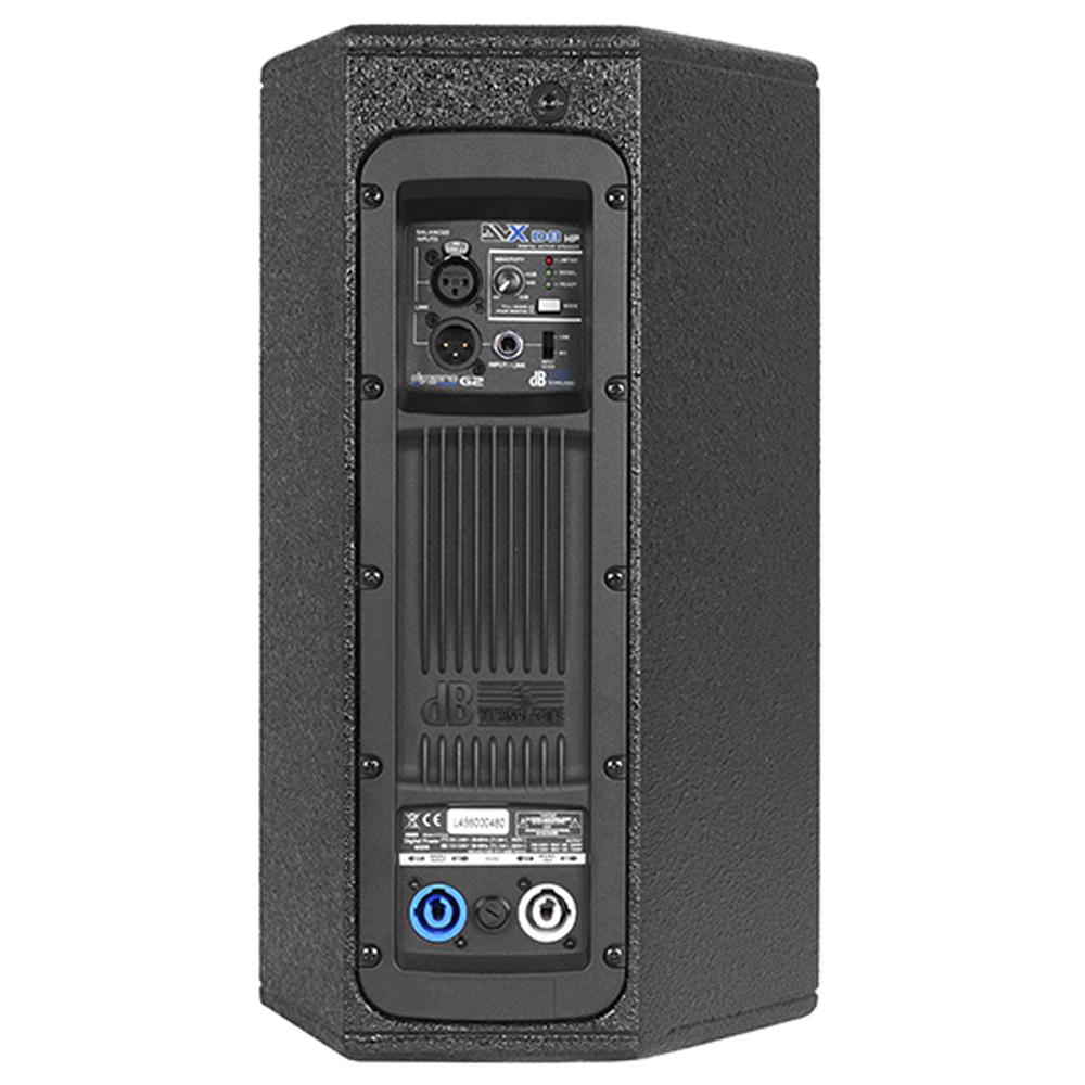 Активная акустическая система dBTechnologies DVX D8 HP