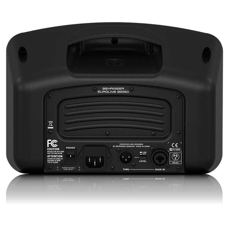 Активная акустика Behringer B205D EUROLIVE