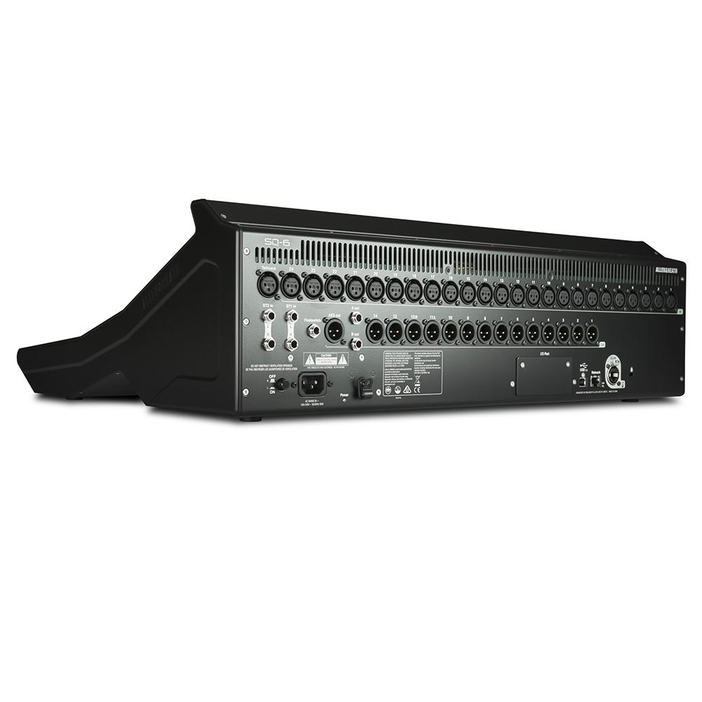 Цифровой микшерный пульт Allen & Heath SQ-6