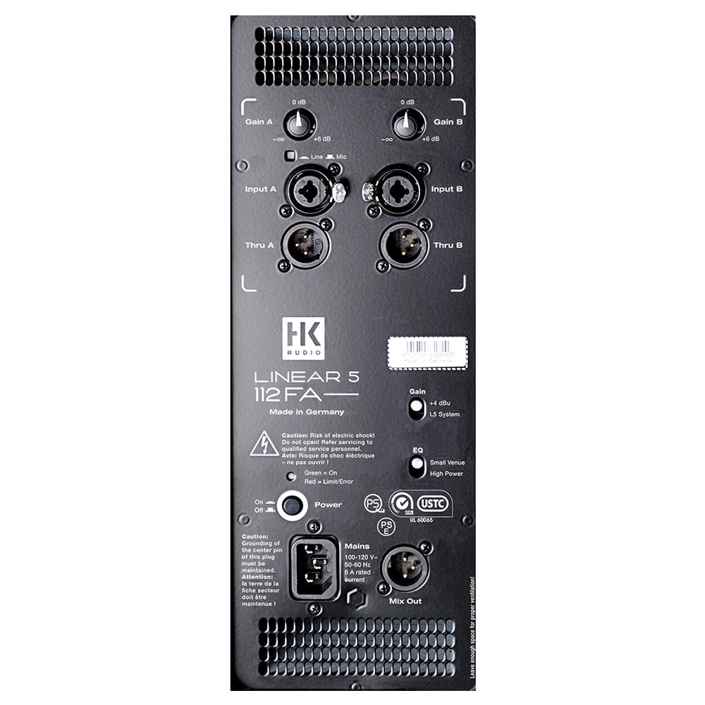 Активная акустическая система HK AUDIO L5 112 FA