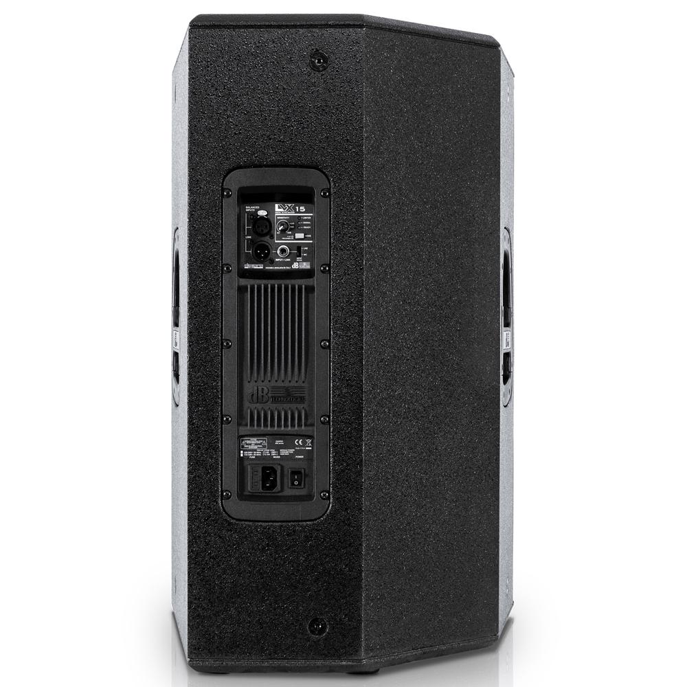 Активная акустическая система dBTechnologies LVX 15