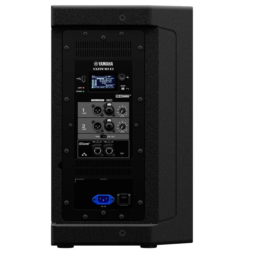Активная акустическая система Yamaha DZR10-D