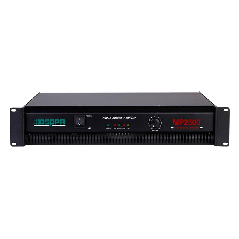 Усилитель мощности DSPPA MP2500