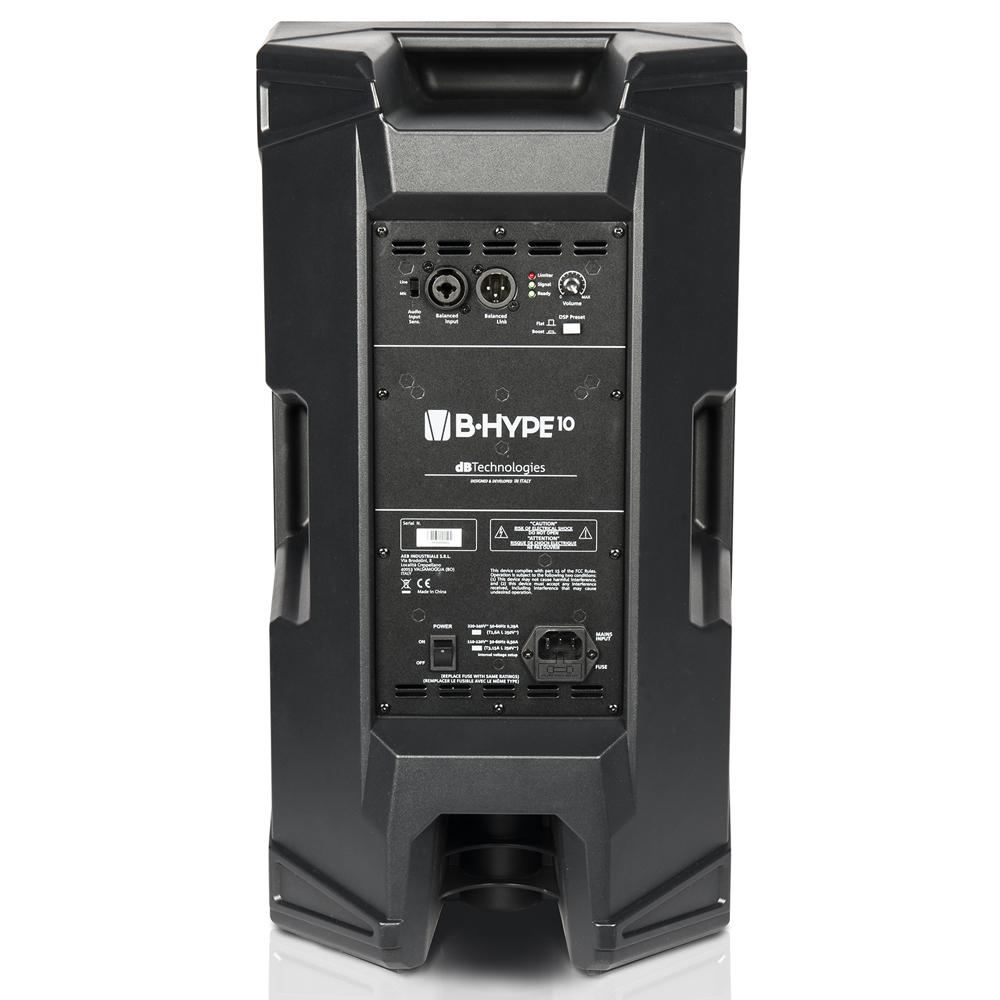 Активная акустическая система dBTechnologies B·Hype 10