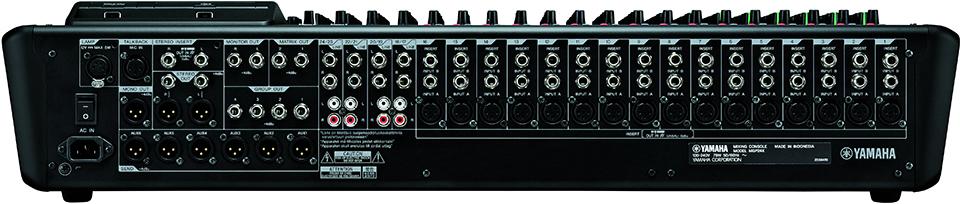 Аналоговый микшерный пульт Yamaha MGP24X