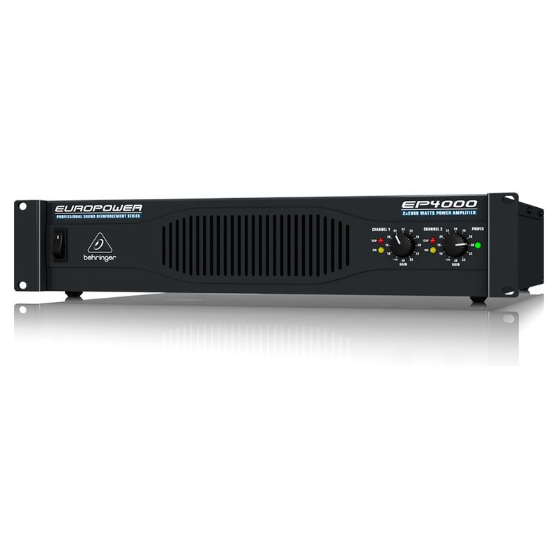 Усилитель мощности Behringer EP4000
