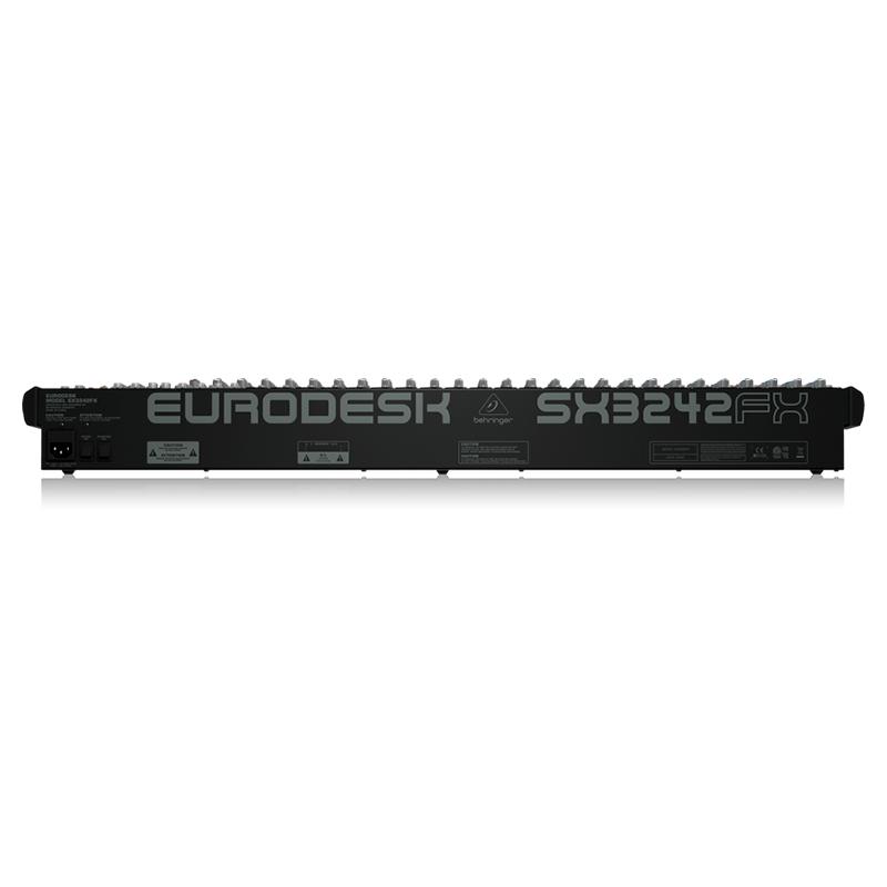 Микшерный пульт Behringer EURODESK SX3242FX