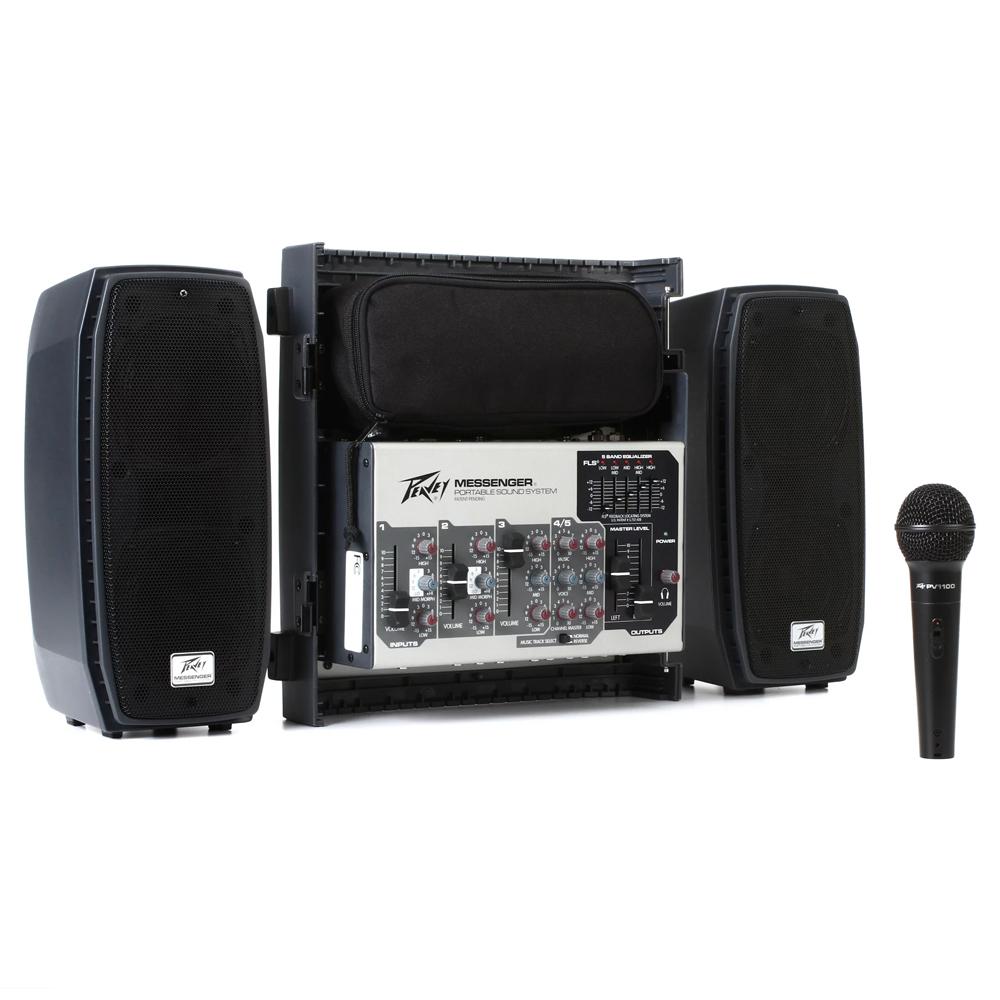 Портативная акустическая система Peavey Messenger