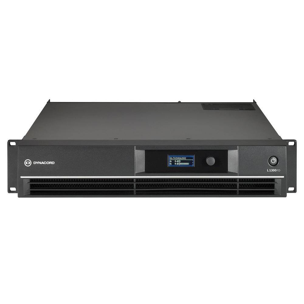 Усилитель мощности c DSP процессором Dynacord L1300FD