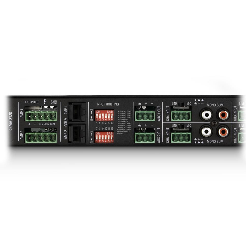 Трансляционный усилитель JBL CSMA 2120