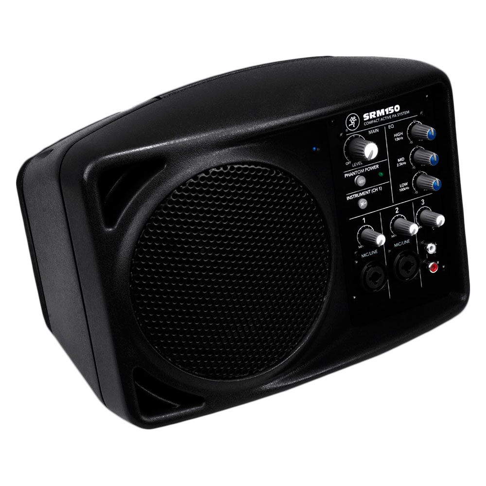 Портавтивная акустика Mackie SRM150