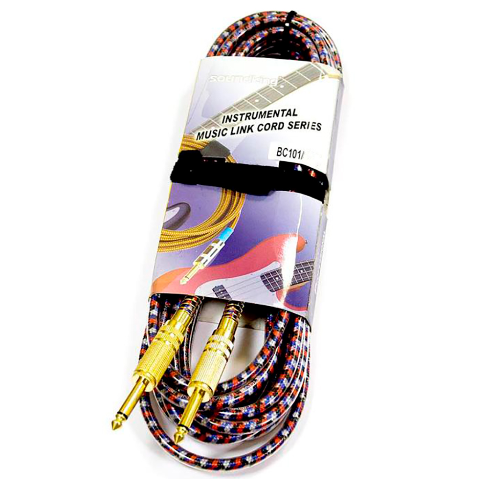 Инструментальный кабель SoundKing BC101(30FT)