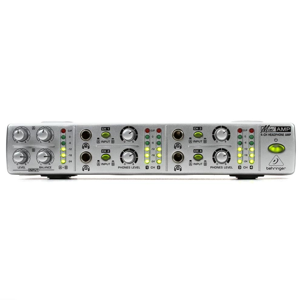 Усилитель для наушников Behringer AMP800