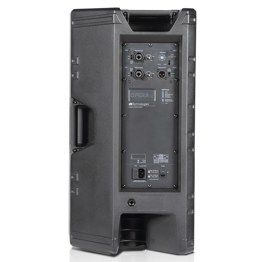Активная акустическая система dBTechnologies OPERA 12