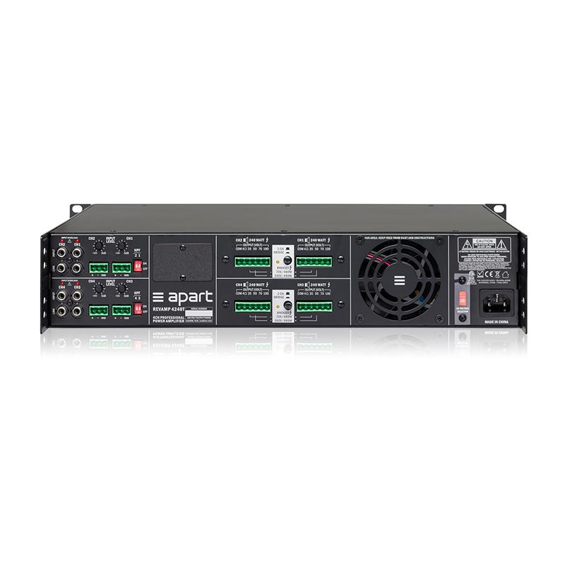 Трансляционный усилитель APart REVAMP4240T