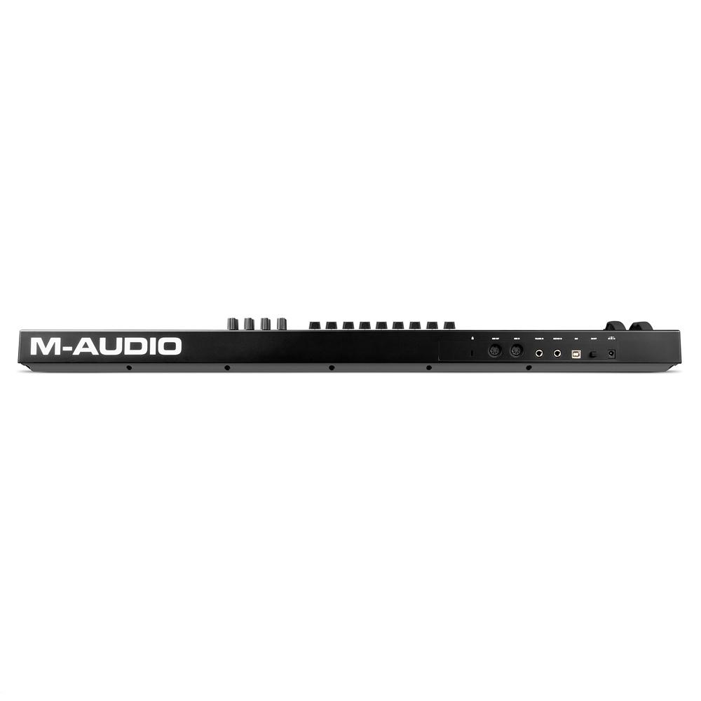 USB/MIDI-клавиатура M-Audio Code 49 BLK
