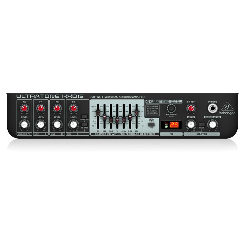 Клавишный комбо Behringer ULTRATONE KXD15